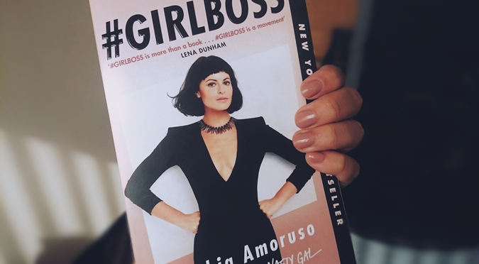 From eBay to own brand – #Girlboss by Sophia Amoruso
