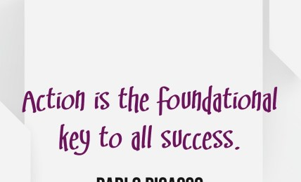 Action Is The Foundational Key To All Success - People Development Magazine