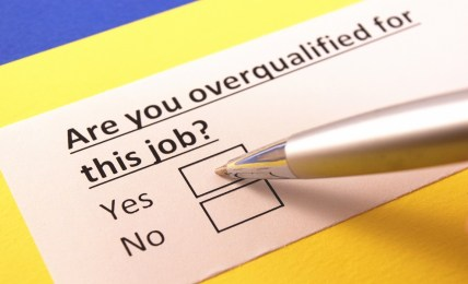 How To Motivate The Overqualified Employee - People Development Magazine