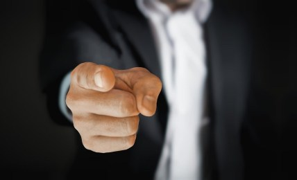Take Responsibility And Leave The Blame Game - People Development Network