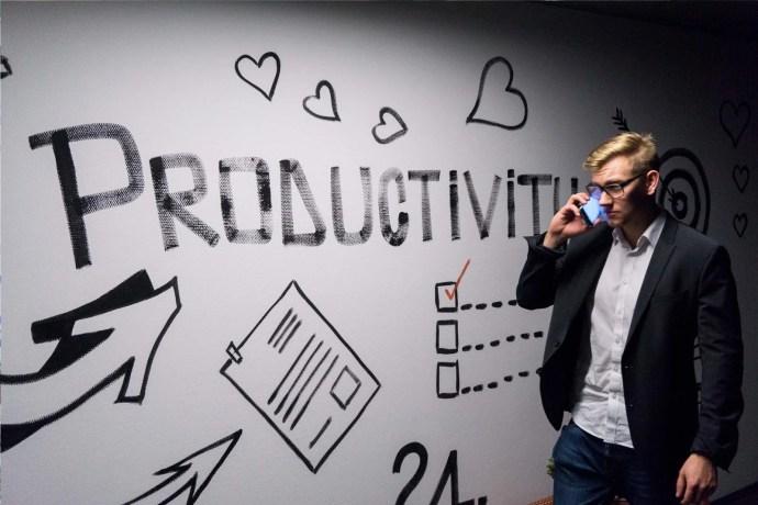 Image of productivity