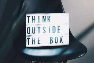 Image of think outside the box