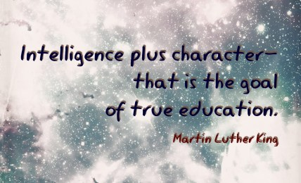 Intelligence Plus Character - People Development Network
