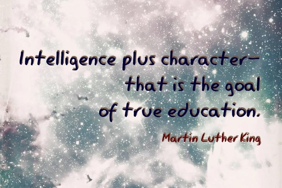 Intelligence Plus Character - People Development Network