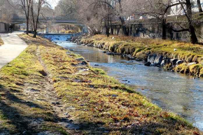 urban creek