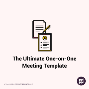 How to Run One-On-One Meetings with Employees [Template