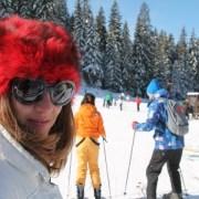 Η εμπειρία ενός 'λευκού' ταξιδιού… για σκι στο Παμπόροβο