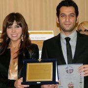 Ο Murat Yildirim βραβεύτηκε στο Βατικανό