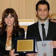 Murat Yildirim was honored in Vatican