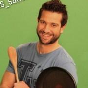 O δημοφιλής chef Νικόλας Σακελλαρίου 'Θυμάται…»