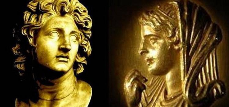 Ο θάνατος του Μεγαλέξανδρου και το τελευταίο του γράμμα στην Ολυμπιάδα (Ψευδοκαλλισθένης)