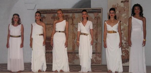 «Το κάλλος της Αρχαίας Θηραίας… σύμβολο ομορφιάς & αρμονίας για το σύγχρονο κόσμο». Σαντορίνη – G. Sciacca