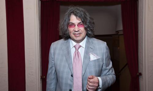 Roberto Biagini «Ο Ιταλός στυλίστας που μετουσιώνει τη μόδα σε ποίηση»