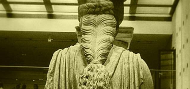 Μιλώντας για την αρχαία κομμωτική τέχνη…. και τις ξανθές…