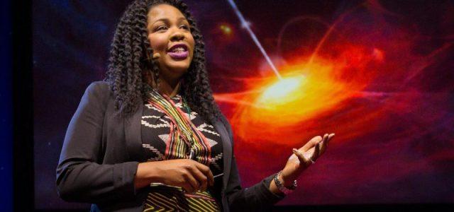 Jedidah Isler (Παρατηρητής Αστροφυσικός): Μια βαθιά ματιά στις μαύρες τρύπες του διαστήματος και η ανθρώπινη προοπτική στις επιστήμες