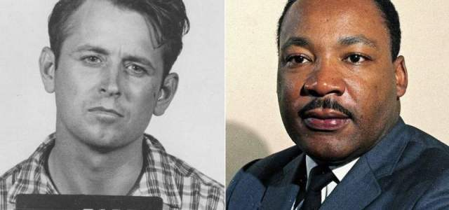 James Earl Ray : Ο δολοφόνος (;) του Martin Luther King
