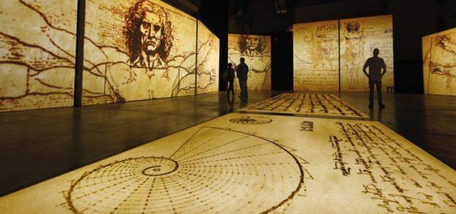 Leonardo Da Vinci – 500 Years of Genius: Η ζωή και το έργο του Λεονάρντο Ντα Βίντσι στην Αθήνα