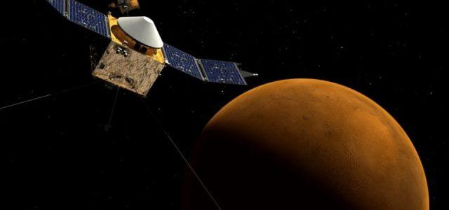 Ο Κόκκινος Πλανήτης στο φωτογραφικό φακό του σκάφους InSight της Nasa