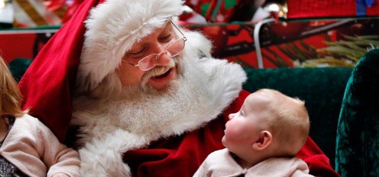 Μαμά, ο Άγιος Βασίλης υπάρχει;