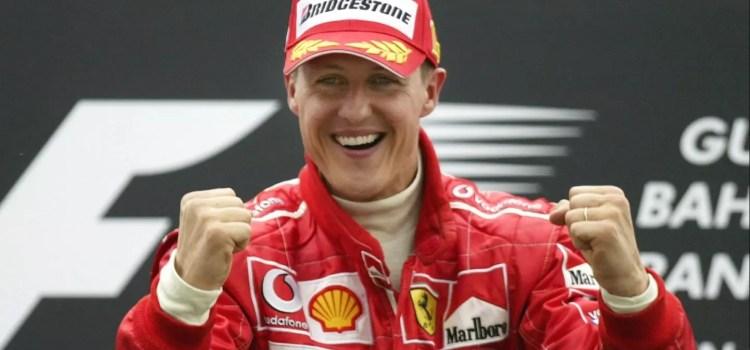 Τα συγκινητικά 50α γενέθλια του Michael Schumacher