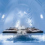 Icehotel: Ένα ξενοδοχείο φτιαγμένο από χιόνι και πάγο