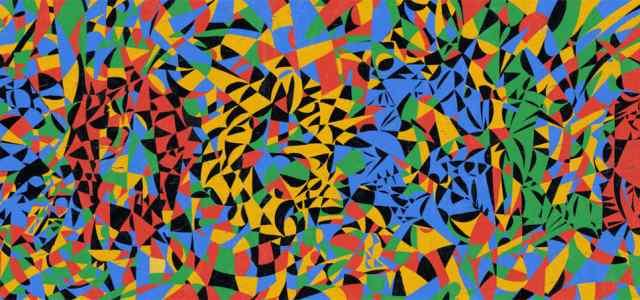 Το doodle για τη 118η επέτειο από τη γέννηση της Fahrelnissa Zeid