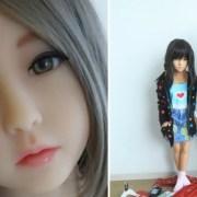 Βγήκαν Κούκλες του σεξ για παιδόφιλους με τη μορφή παιδιού. Ο προθάλαμος της παιδικής κακοποίησης
