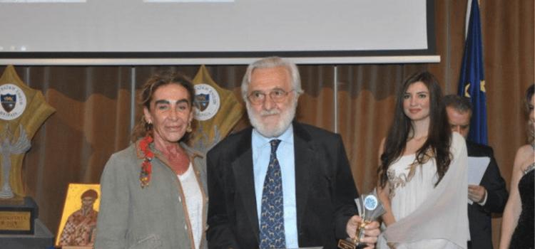 Ακαδημία Ελληνικών Βραβείων Τέχνης: «Προσωπικότητα 2019» ο Γιάννης Σμαραγδής για την ταινία «Καζαντζάκης»