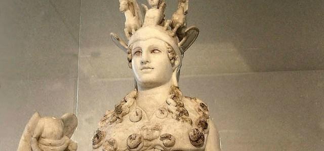 Το Χρυσελεφάντινο άγαλμα της θεάς Αθηνάς, στολισμένο με ένα τόνο χρυσού και ύψος 13 μέτρα. Τι απέγινε το αριστούργημα του Φειδία, που κατηγορήθηκε ότι καταχράστηκε τον χρυσό…
