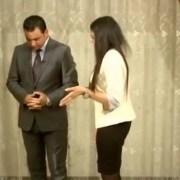«Γιατί μου το έκανες αυτό;»Η Γιαζίντι Χατζί Χαμίντ πρώην σκλάβα του σεξ συναντά τον τζιχαντιστή βιαστή της