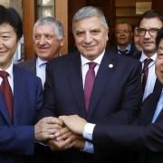 Γιώργος Πατούλης: «Το  Κέντρο Κινεζικής Παραδοσιακής Ιατρικής Αθηνών δείχνει το δρόμο για μια πιο δυναμική ελληνικο-κινεζική συνεργασία στον τομέα των Τουρισμού,της Εκπαίδευσης και του Πολιτισμού»