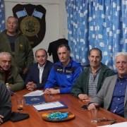 Μνημόνιο συνεργασίας Συνδέσμου Ελλήνων Βατραχανθρώπων και Ένωσης Αθλητικής Ναυαγοσωστικής Ελλάδος