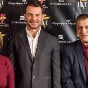 """Θέμης Αδαμαντίδης -Πίτσα Παπαδοπούλου μαζί σε ένα """"Ηχογράφημα Αγάπης"""""""