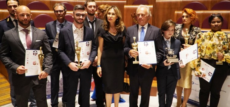 Brilliant scientists and artists were awarded at the Giuseppe Sciacca Awards at the Vatican city. Medical Science Award was given to the Greek surgeon Konstantinos Konstantinidis