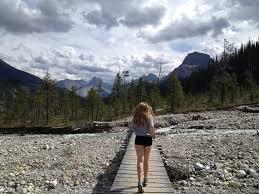Trekking in BC