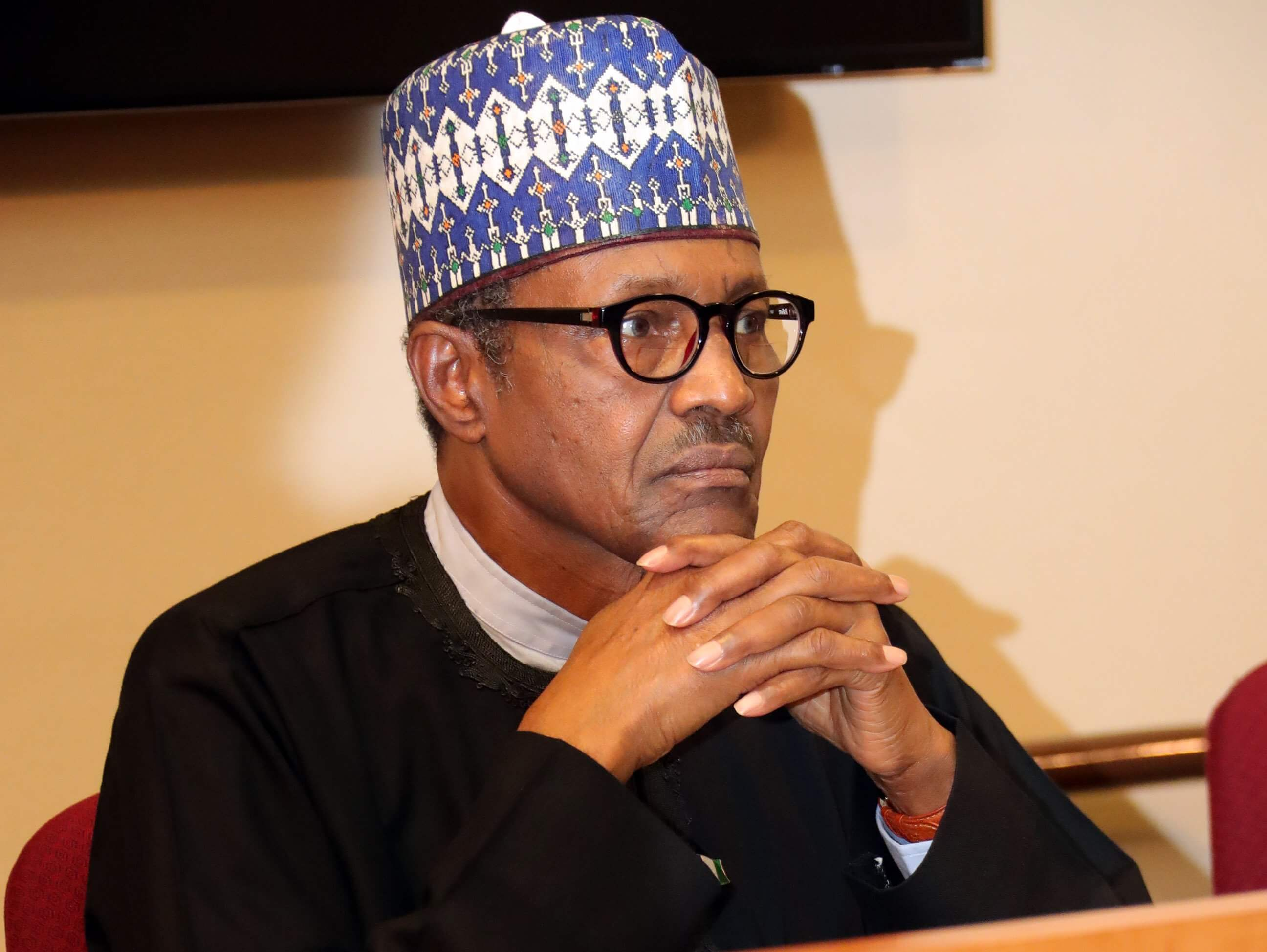 Buhari-presides-over-budget-extra-ordinary-FEC-meeting