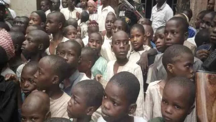 Police-unfolds-slave-camp-in-Kaduna,-free-300