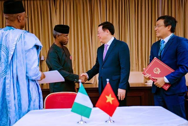 Nigeria,-Vietnam-agree-on-visa-waiver