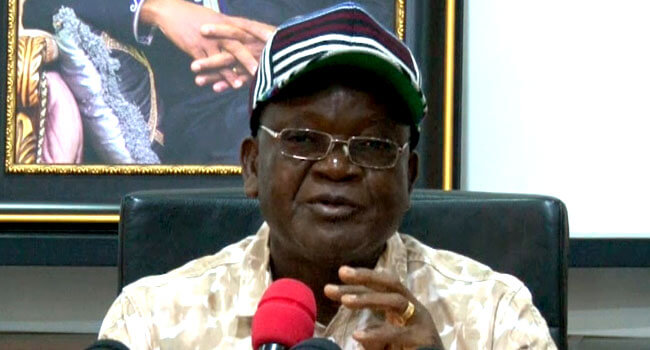 benue-governor-samuel-ortom-suspends-five-traditional-leaders