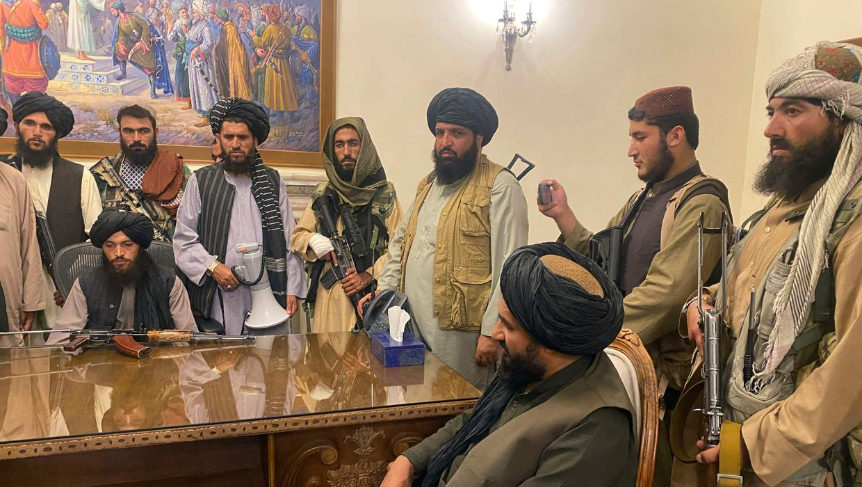 Taliban's who took over Afghanistan