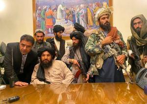 Taliban led government