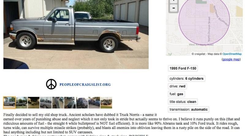 Truck Norris