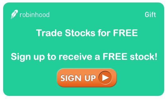 Robinhood free stock