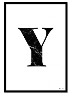 People of Tomorrow | Y – Marble Letter