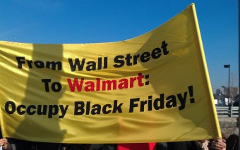 Occupy Black Friday