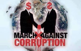 Remember, Remember #EndCorruption in November