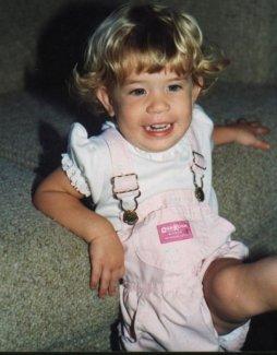Alissa age 3