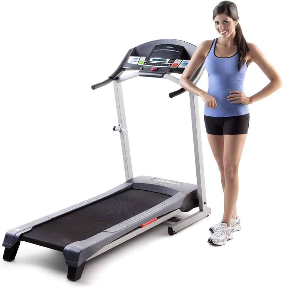 Weslo Cadence G 5.9 Treadmill   Peoples Fitness Advisor