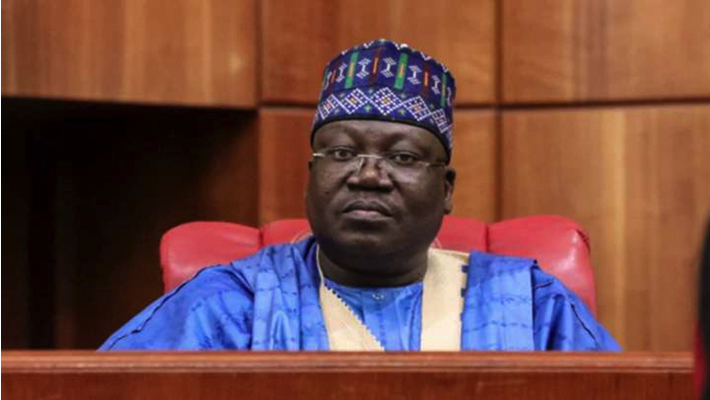 President of the Nigerian Senate, Ahmad Lawan