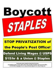 BoycottStaples